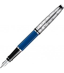 Pióro wieczne Waterman Expert Deluxe Niebieski CT 1904580