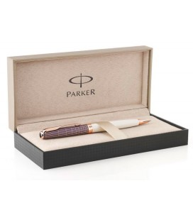 Długopis Parker Sonnet Contort Purple Cisele GT 1930058