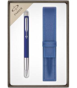 Długopis Parker Vector Standard Niebieski CT z etui